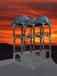Ode to Escher - Final