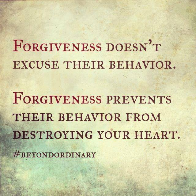 Forgiveness Droppings From The Mind Of Alyx