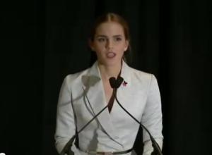Emma Watson at UN