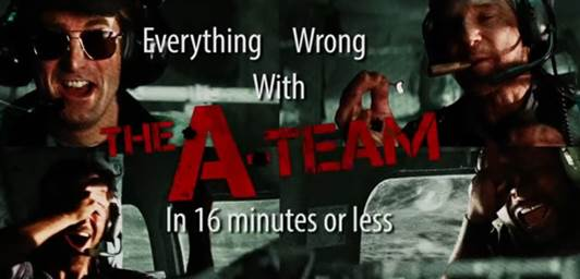 Everything Wrong with The A-Team
