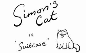 Simon's Cat - Suitcase